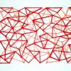 Space Structure Drawings RED